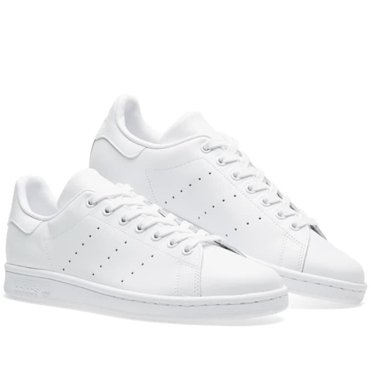 58d27937fb3 ... order adidas stan smith triple white mens fashion footwear sneakers on  carousell 11883 14b71
