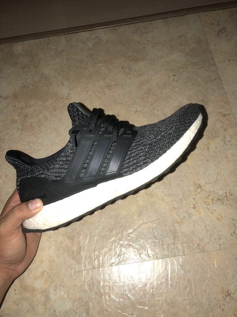 73880540b0aed Adidas Ultraboost 3.0 Utility Black