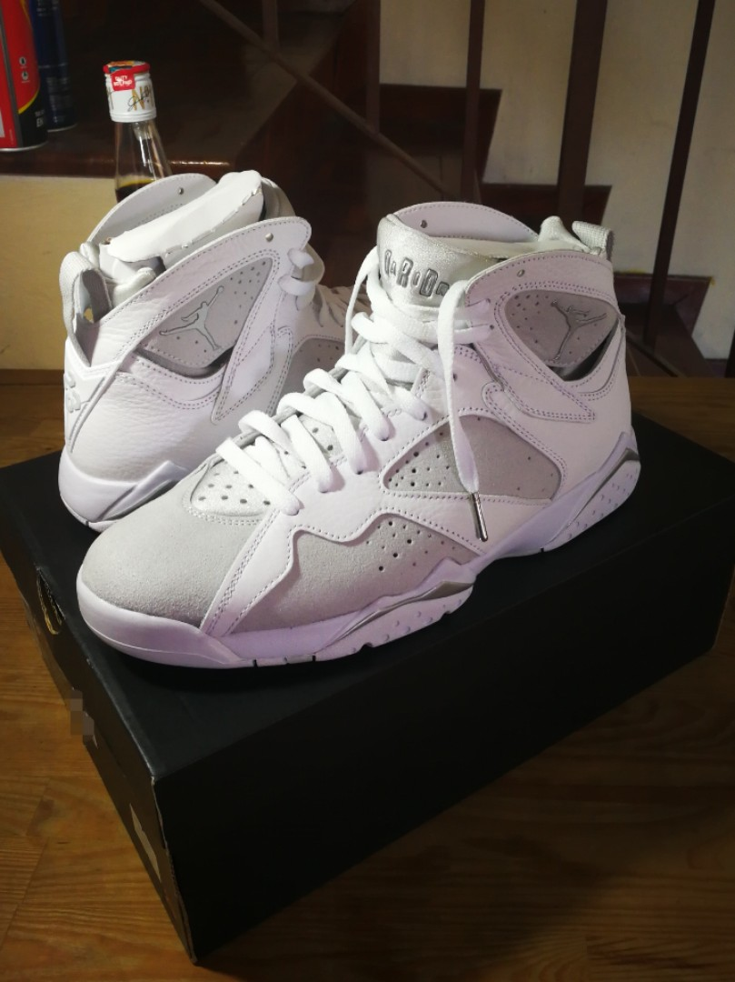 34ee5fe61e6b Nike Air Jordan 7 VII Pearl white  Brand new UK8.5 US9.5