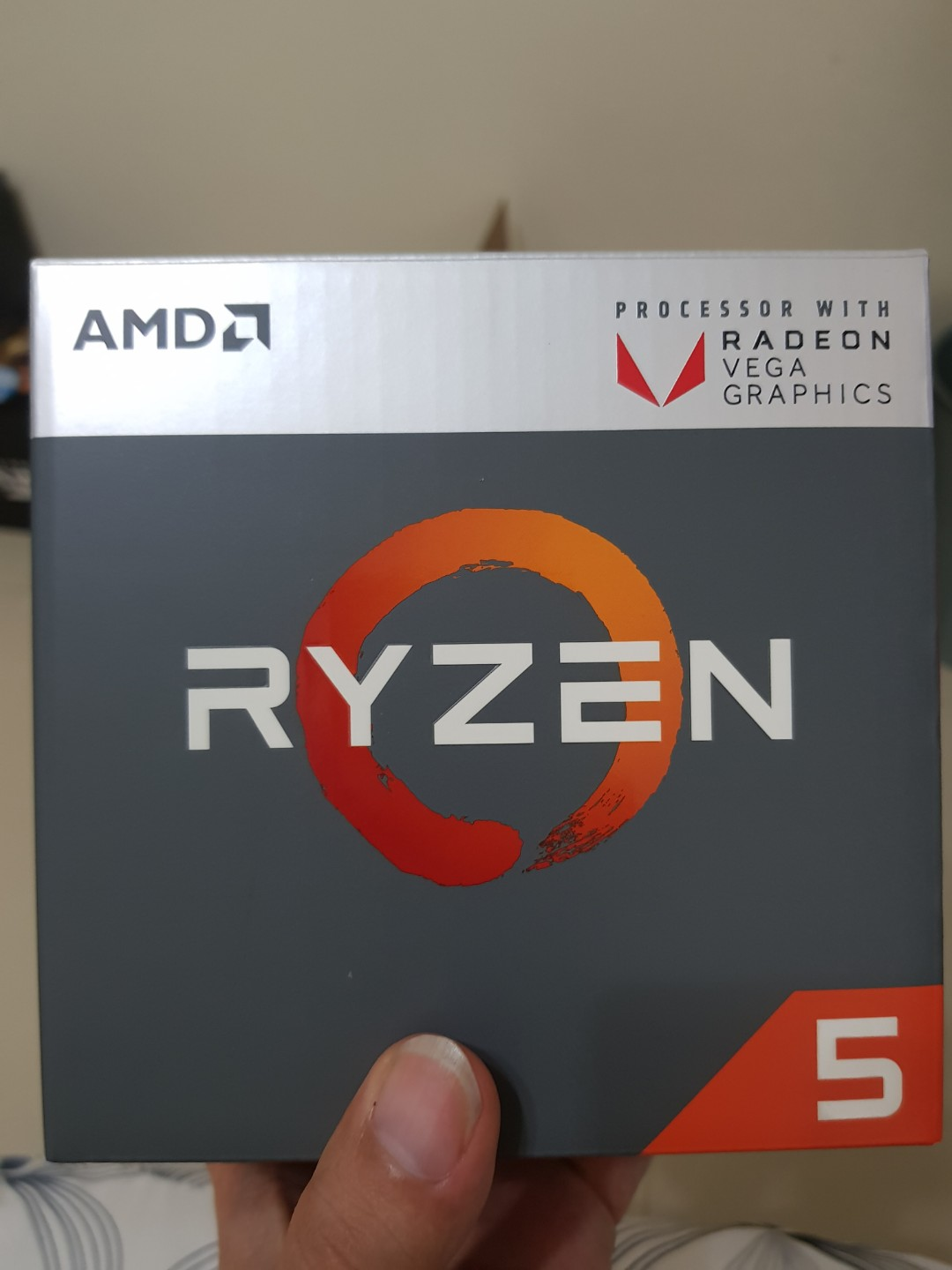 AMD Ryzen 5 2400G CPU