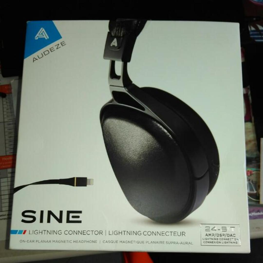 3f84a979722 Audeze Sine Headphone, Electronics, Audio on Carousell