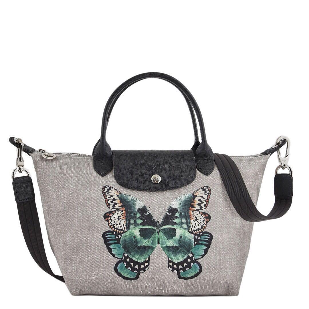 fceba8ebd0ad Authentic Longchamp Neo Butterfly