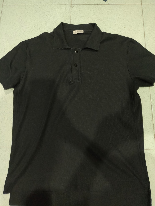 bc7543a5 Balenciaga polo tee(used), Men's Fashion, Clothes, Tops on Carousell