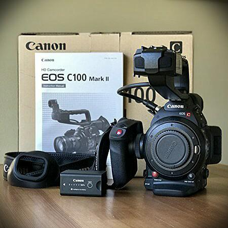 Canon C100 Mark II, Photography, Video Equipment on Carousell