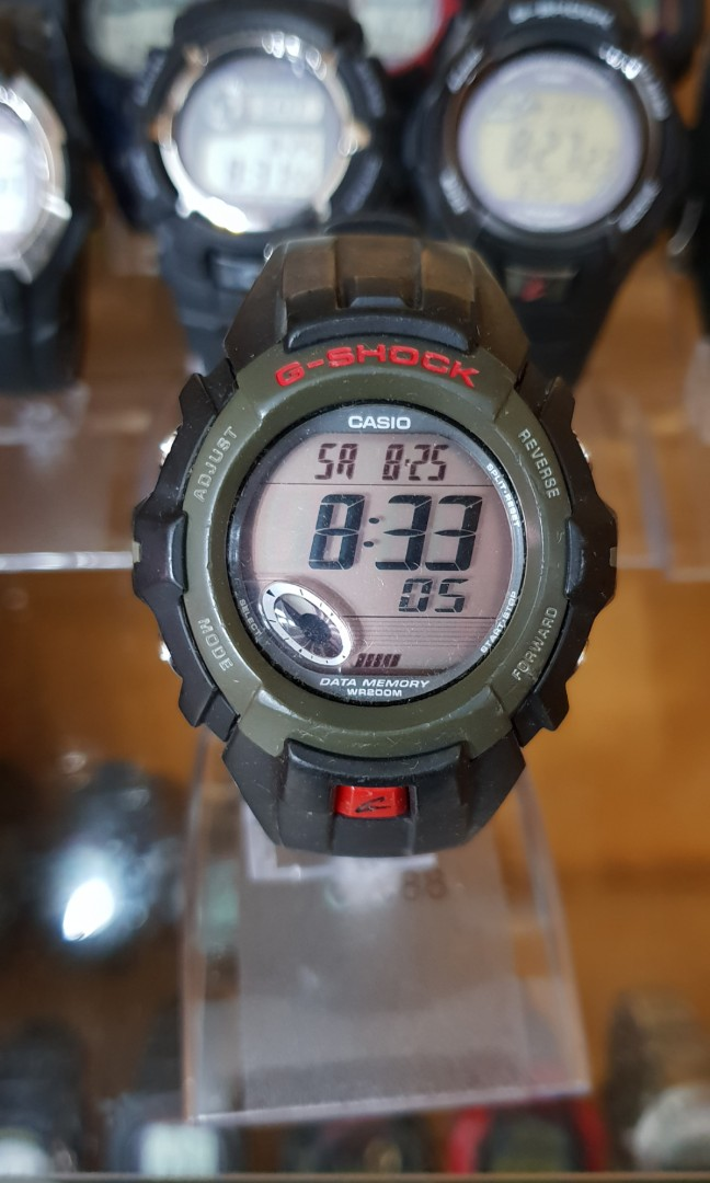 4cdcc2c45 Casio G-Shock G-3010 Data Memory Watch, Men's Fashion, Watches on Carousell