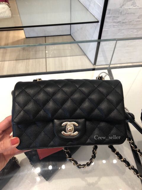 fe166e9a401d Chanel mini 20 classic flap , Luxury, Bags & Wallets on Carousell