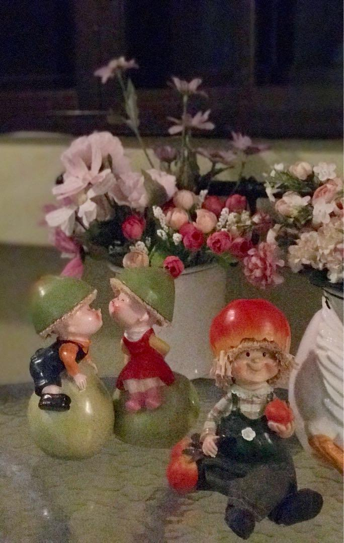 Country Style Cute dolls