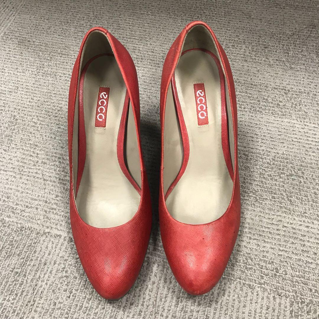 bf883daf0a2 Ecco heels   shoes - 60% off original price!