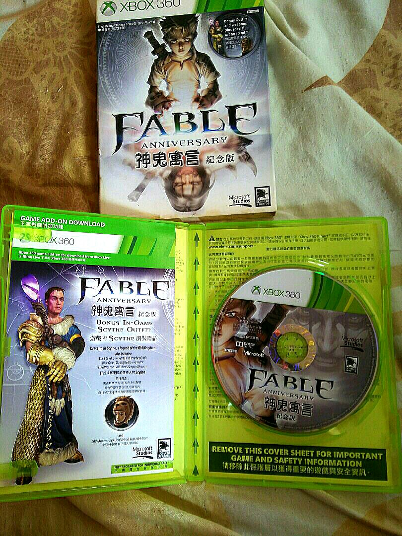 Fable Anniversary Xbox One