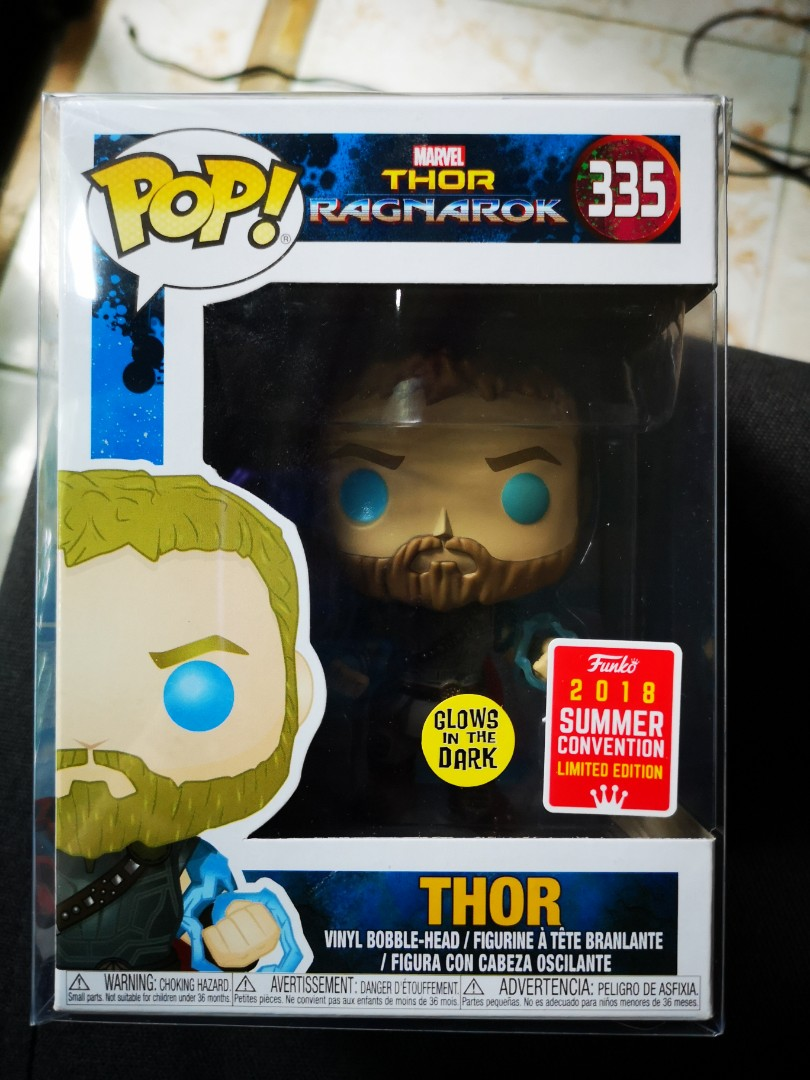 Funko Pop Thor Ragnarok Odin Force Toys Games Toys On Carousell