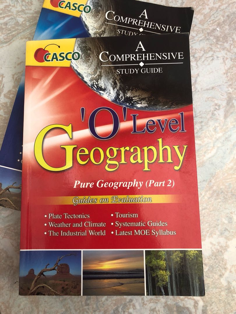 how to study for a geography test in one night