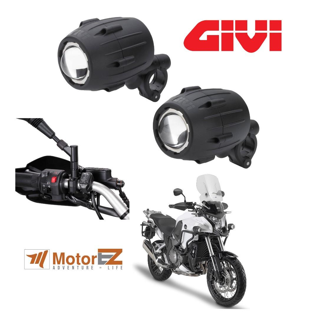 S310 GIVI Trekker Halogen Fog Light