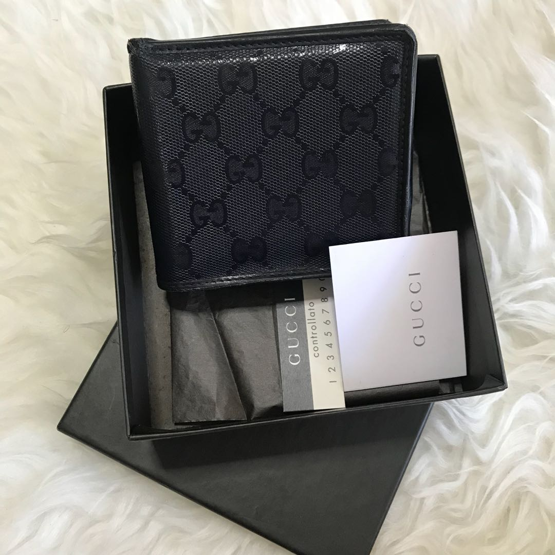 3e6a611e6094 Gucci Men Wallet