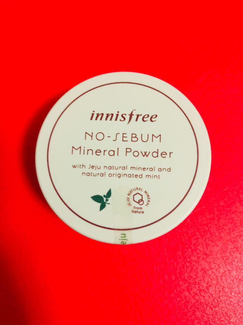 Innisfree 碎粉 Mineral Powder