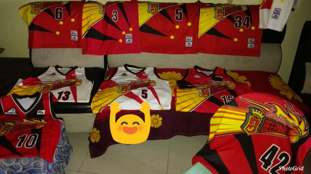 c5ea526ff00 Looking   Buying for San Miguel Beermen Accel Jersey or any PBA ...
