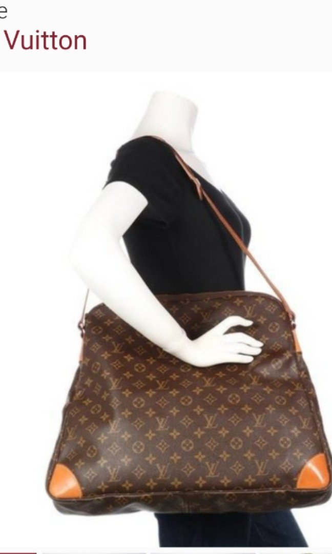 94de07c5638 Louis vuitton vintage XL Sac Ballad sling bag