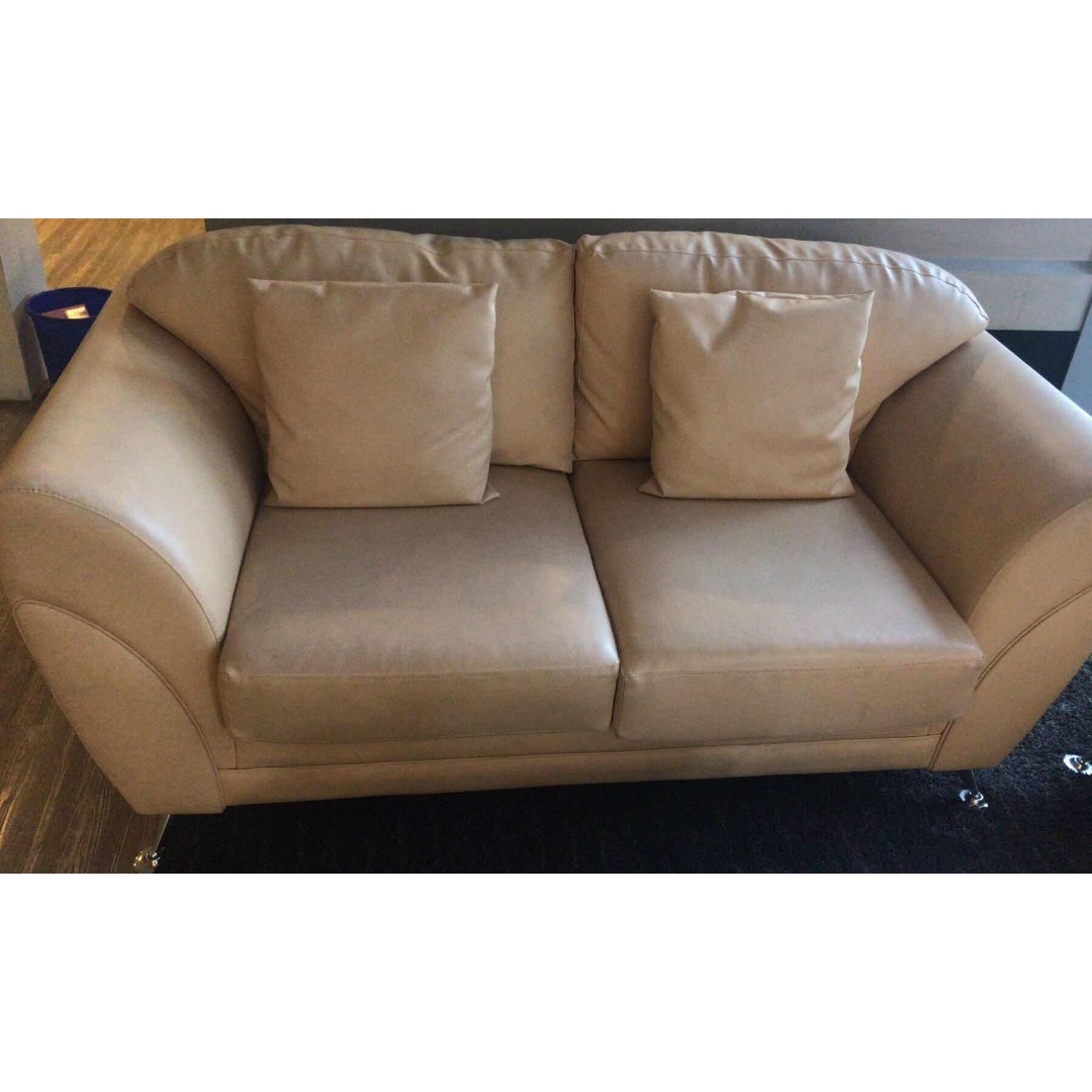 Moving Out Office Sofa Furniture Sofas On Carousell