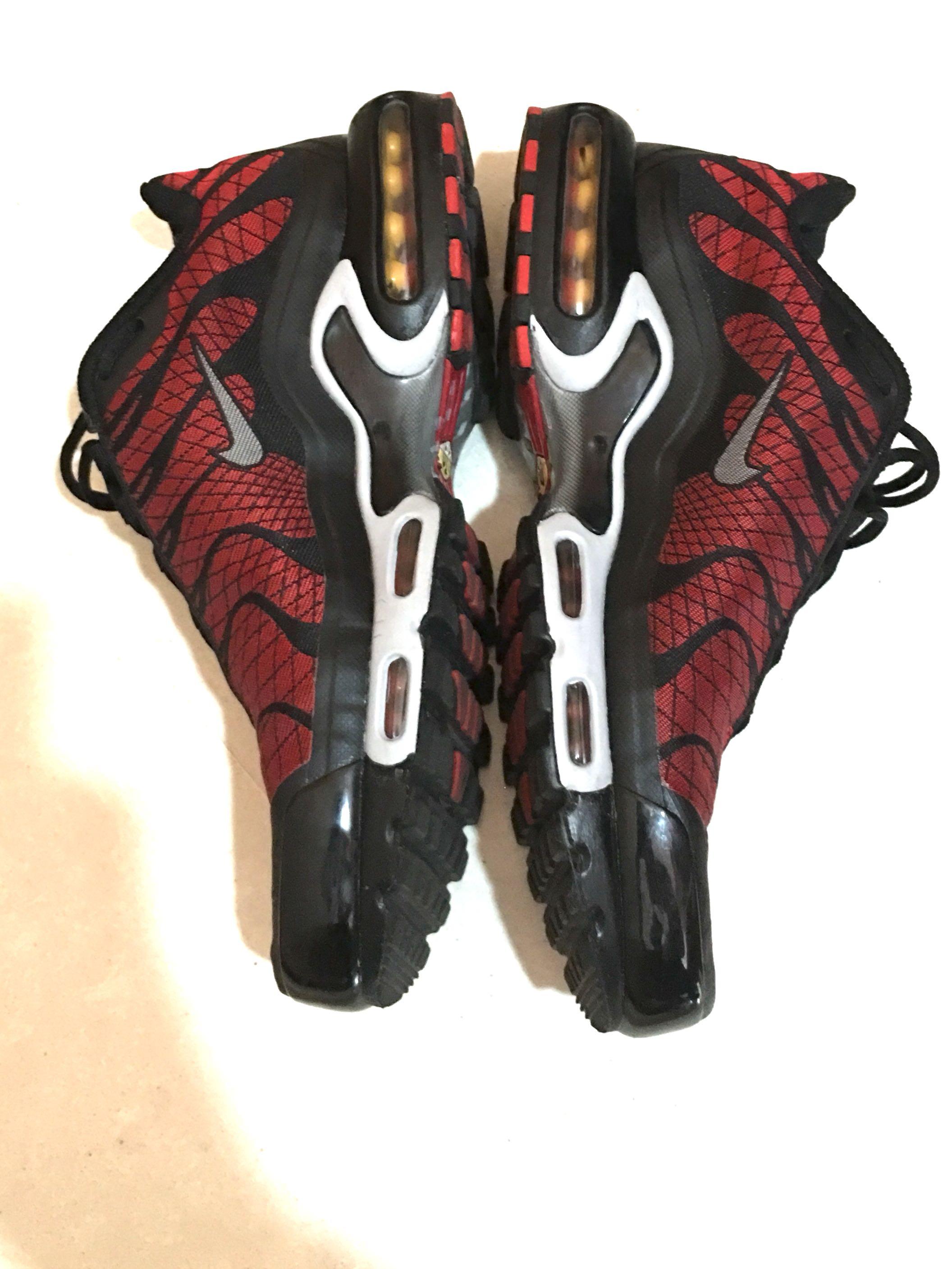 2bfaa750a0 Nike Air Max Plus TN Jacquard, Sports, Sports Apparel on Carousell