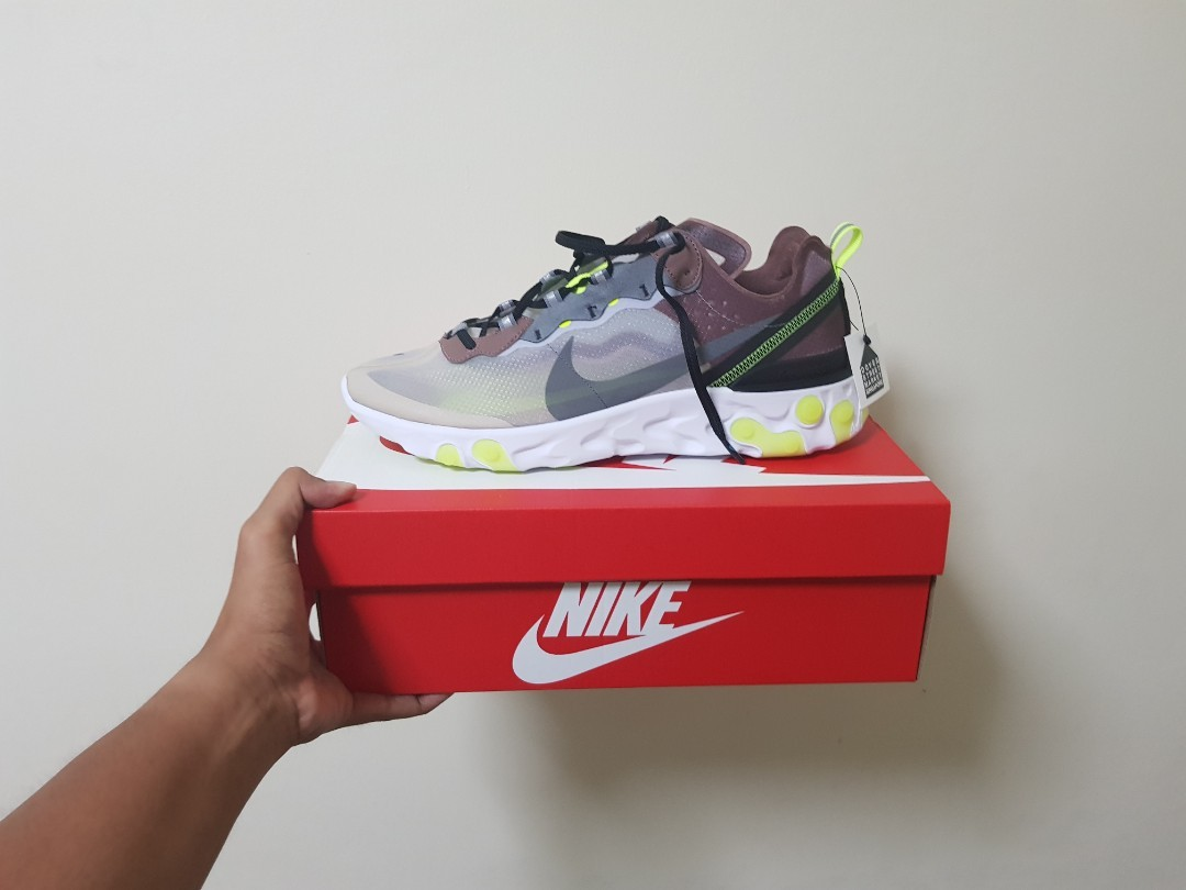 a2f46165ed41  PRICE DROP  Nike react element 87