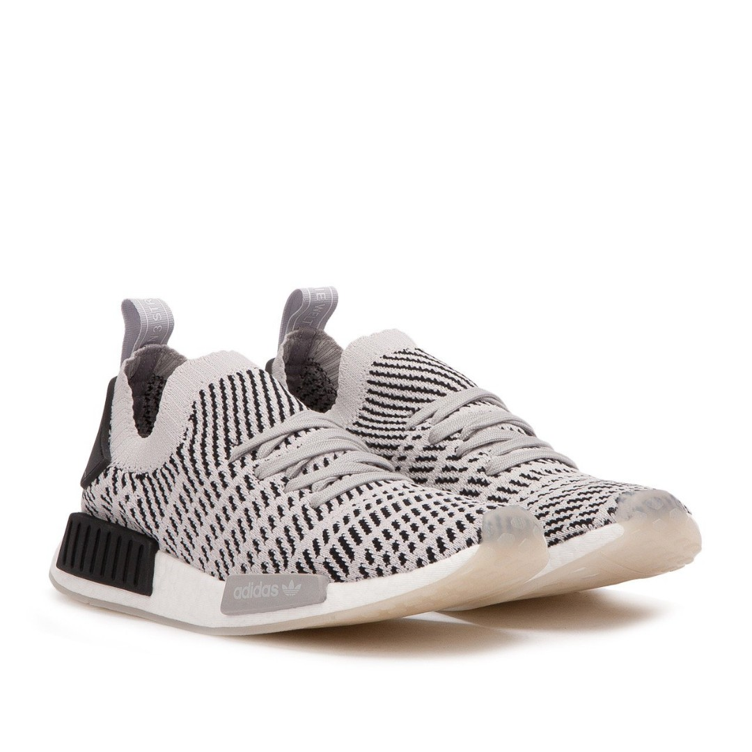 4d351502336e7 NMD R1 Stealth Pack Grey Black US8.5