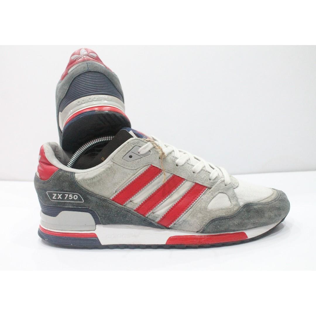e88d464fec692 Original ADIDAS Zx 750 Shoes size 9.5uk for MEN.