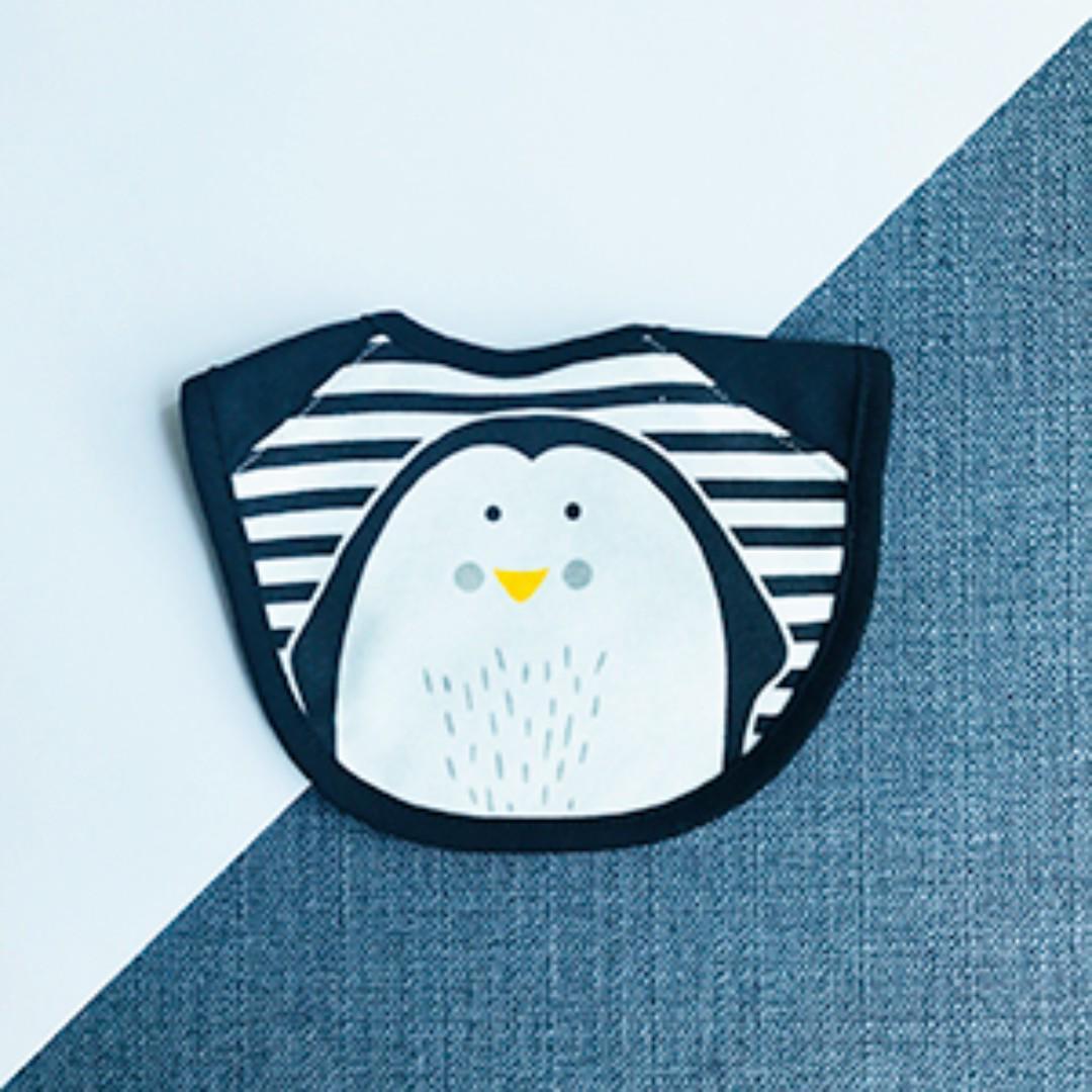 Penguin (Cotton Bib)
