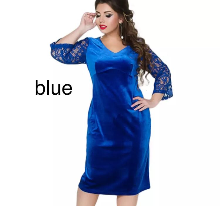 Big Women Party Dress