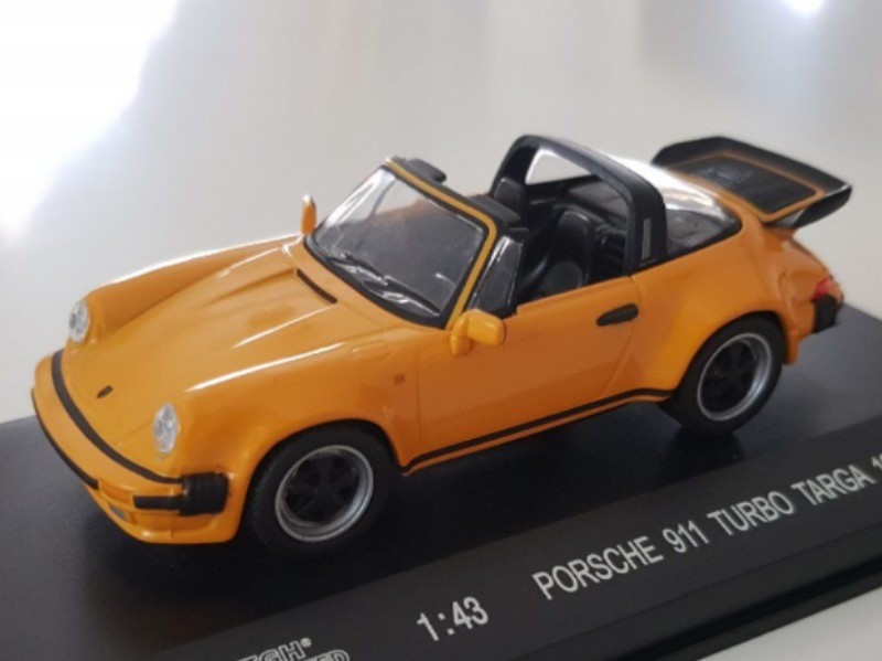 Porsche 911 Turbo Diecast Toy Car Toys Games Bricks Figurines