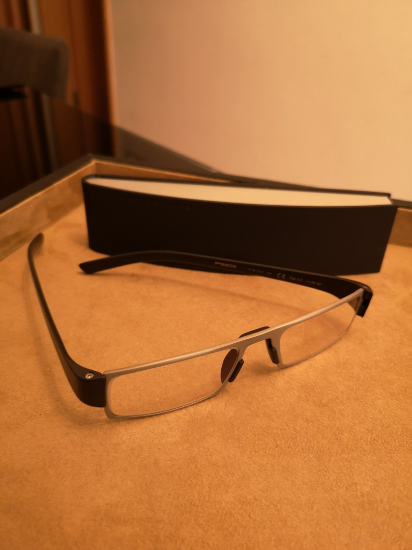 b7511f4e8ee Porsche Design - Titanium Reading Glasses - Model  PD P 8802