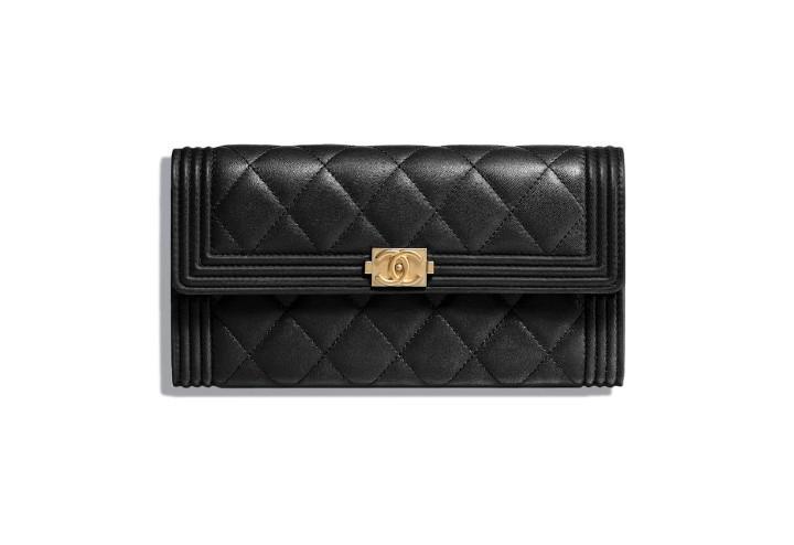 7bdc79ea27 Sale! Boy Chanel Flap Wallet! on Carousell