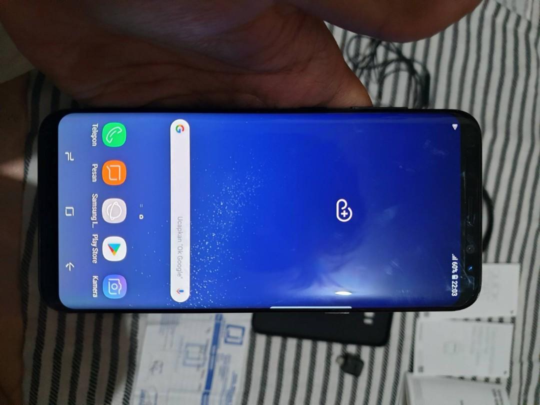 Samsung Galaxy S8 Edge Nego Telepon Seluler Tablet Ponsel S7 Sm G935fd Garansi Resmi Sein Android Di Carousell