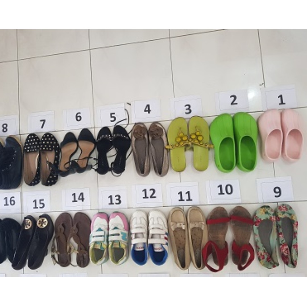 Sepatu Birks Nine West Newlook Forever 21 Marks   Spencer New Balance Tory  Burch faaf9cfcf3