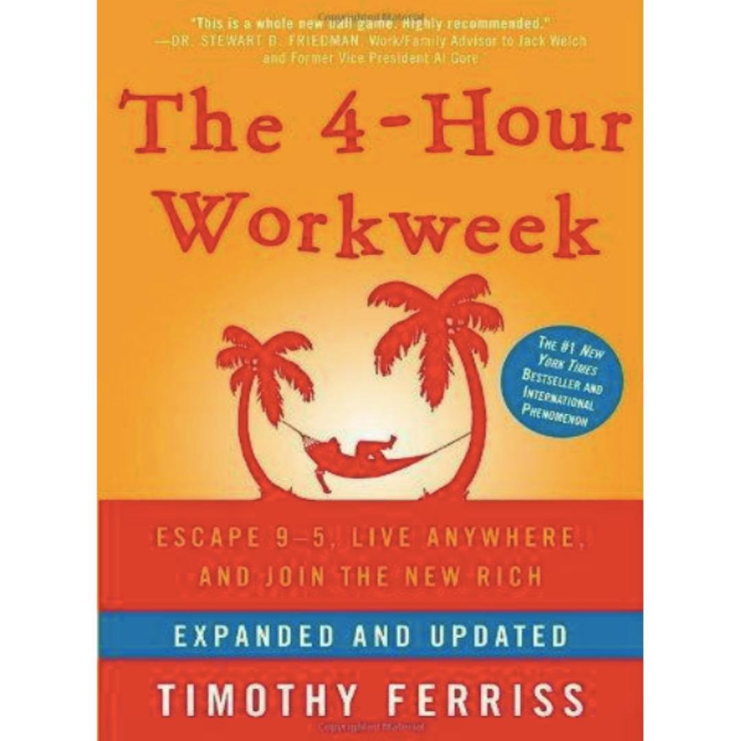 Tim ferriss the 4 hour work week