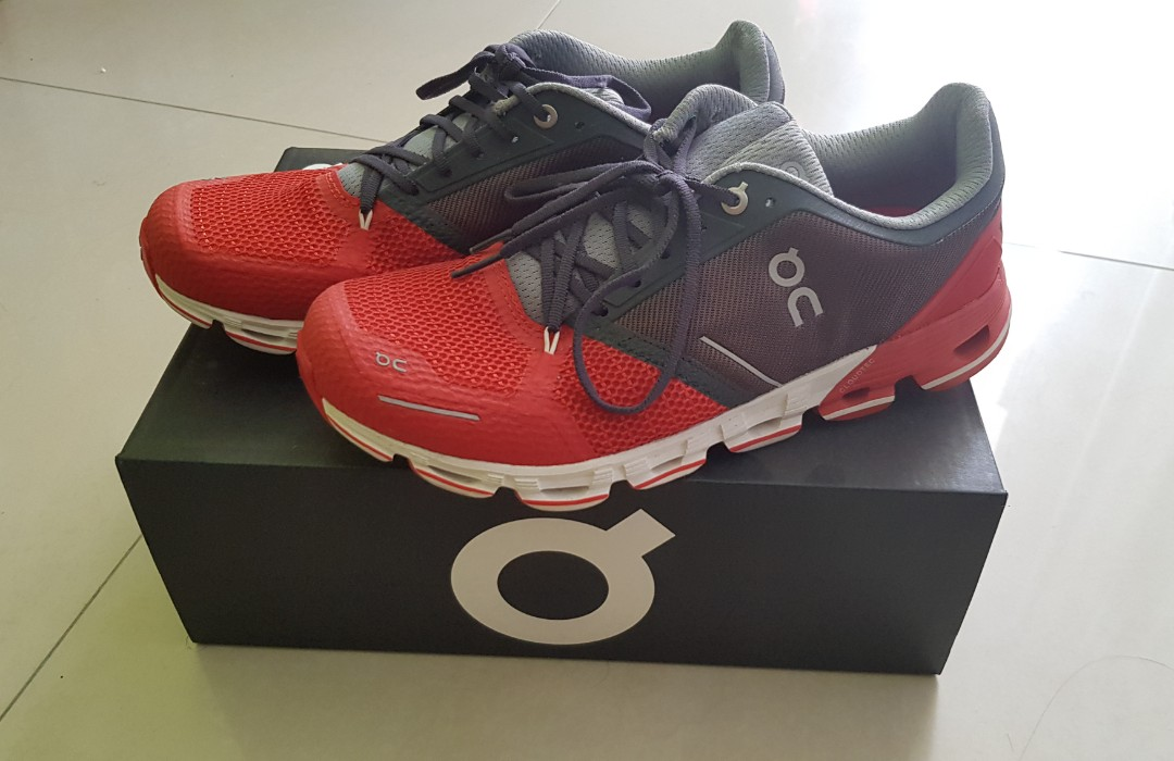Cloudflyer 2018 Red/White Running Shoes
