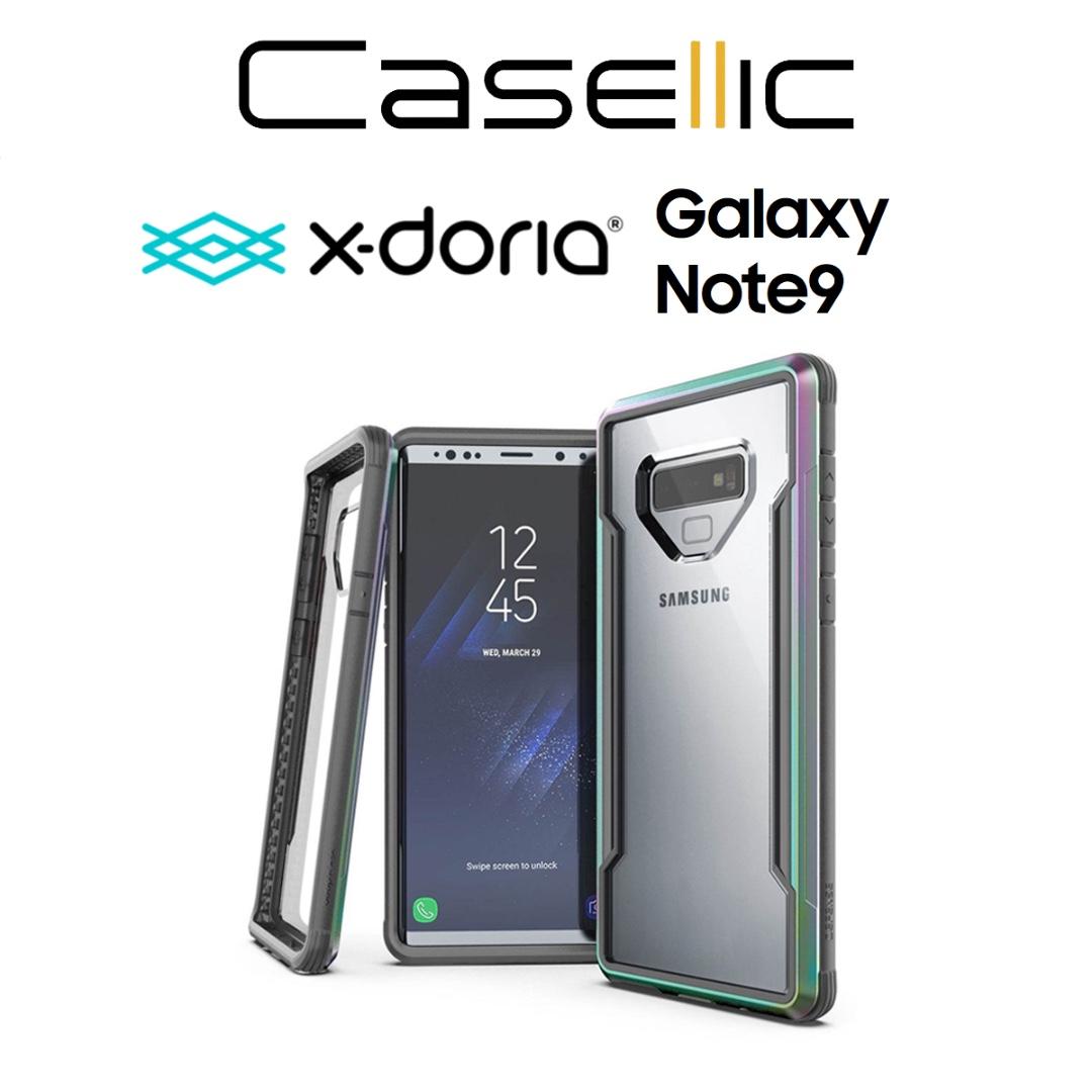 outlet store 1252b 00166 X-Doria Defense Shield Case Samsung Galaxy Note 9 + Smartpac