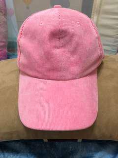 🚚 粉紅鴨舌帽