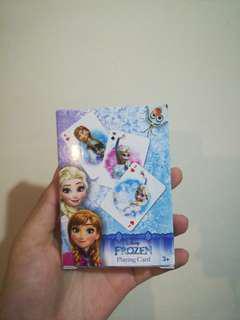 兒童 玩具 Disney frozen card games