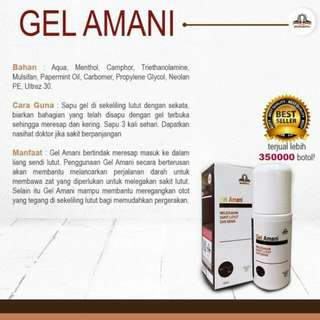 Gel Amani Relieve Knee Pain And Joint