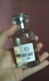 The Body Shop Ori. WHITE MUSK L'EAU