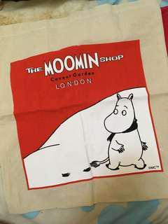 英國moomin姆明環保袋