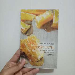 Nature Repiblic Mask Sheet
