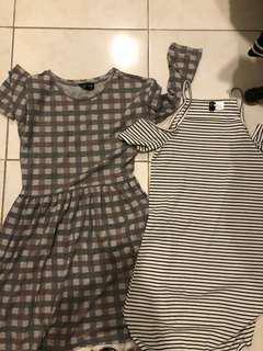 TAKE BOTH FOR 500 DRESS