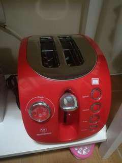 Electric Red Toaster