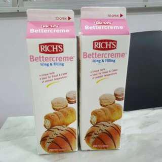 Fast clearance. Halal bettercreme.