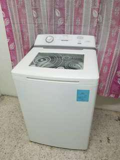 Used Electrolux T-drive Washer 9.0kg Washing Machine Mesin Basuh Fully Auto stainless steel drum in Good Condition