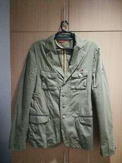 Zara Casual military Jacket