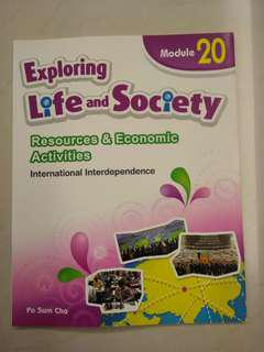 Exploring Life and Society module 20 -買錯書,平賣