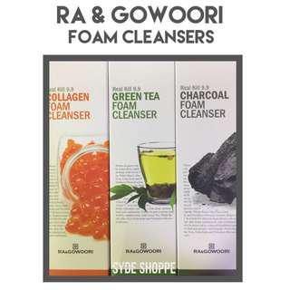RA&GOWOORI FACIAL FOAM CLEANSER
