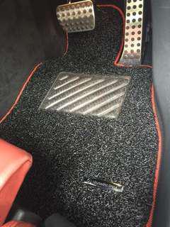 16mm custom made coil mat
