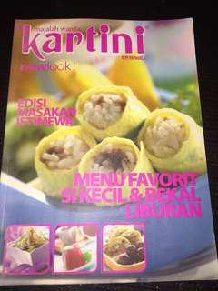 Majalah Kartini Edisi Masakan Istimewa